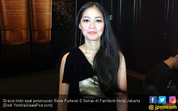 Gracia Indri Bantah Aniaya David Noah - JPNN.com