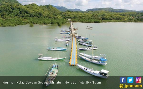 Keunikan Pulau Bawean Sebagai Miniatur Indonesia - JPNN.COM