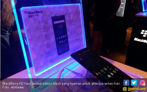BlackBerry KEYone Resmi Hadir di Indonesia - JPNN.COM