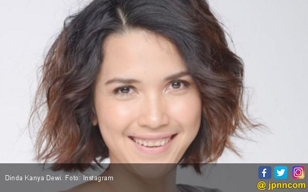Dinda Kanya Dewi Menetap di Bali karena Pacar - JPNN.COM