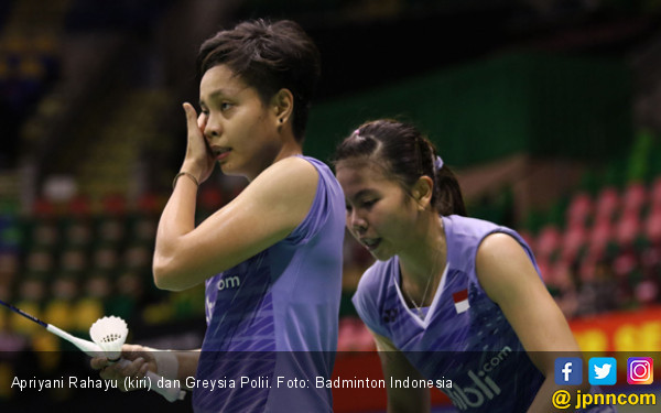 Meyakinkan, Greysia/Apriyani ke Semifinal Indonesia Masters - JPNN.com