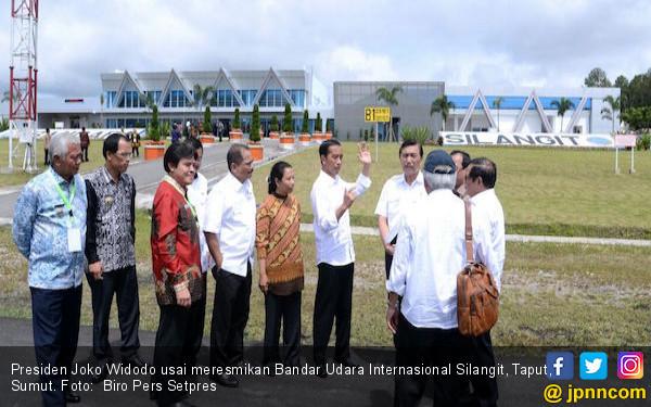 Jokowi: Kita sedang Membuat Ledakan Baru di Dunia Pariwisata - JPNN.com