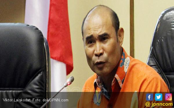 Polisi Tak Akan Sentuh Viktor Laiskodat Selama Pilkada - JPNN.COM