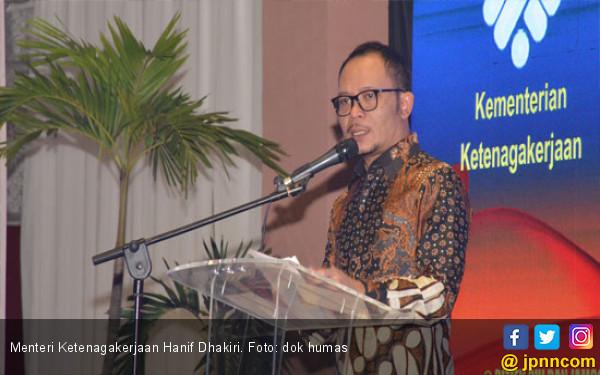 Menteri Hanif: Presiden Apresiasi Kemenaker Bukan Menyentil - JPNN.COM