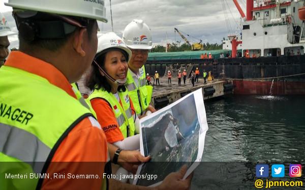 Menteri BUMN: Saat ini Layanan Navigasi di Papua juga Sama - JPNN.COM