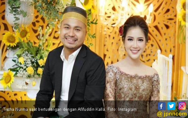 Afif Kalla Resmi Nikahi Sang Kekasih - JPNN.com