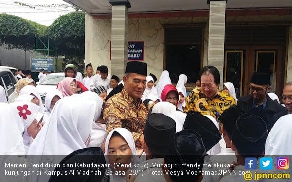 Siswa SMP Tewas, Mendikbud Marah Besar - JPNN.COM