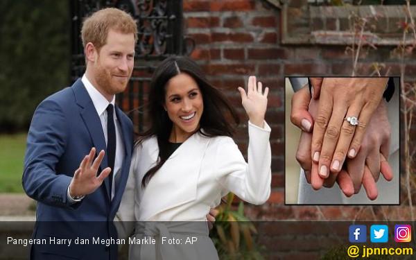 Berlian Lady Di untuk Tunangan Pangeran Harry - JPNN.com