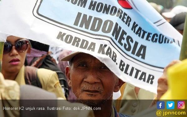 Hononorer K2 Tenaga Administrasi Mulai Cemas - JPNN.COM