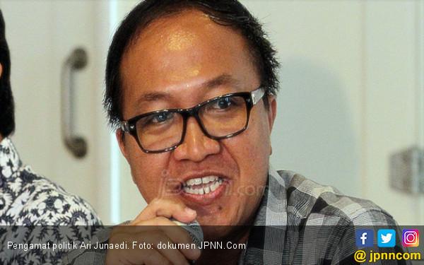 Dilema PAN - PKS: Ke Jokowi Salah, ke Prabowo Kalah