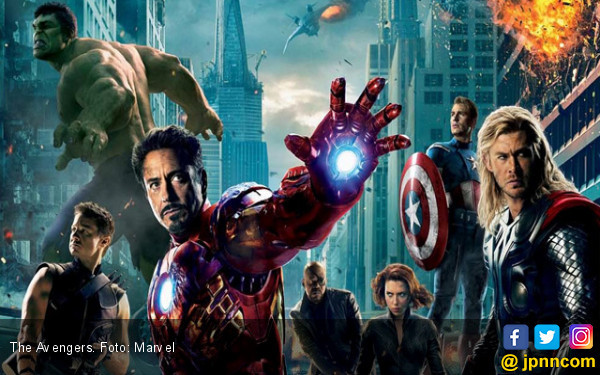 Russo Bocorkan Nasib Loki di Avengers 4, Ternyata Tragis - JPNN.COM
