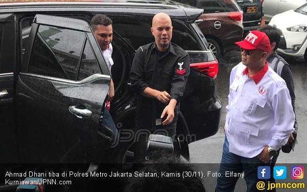 Berkas P21, Ahmad Dhani Akan Segera Ditahan?  - JPNN.COM