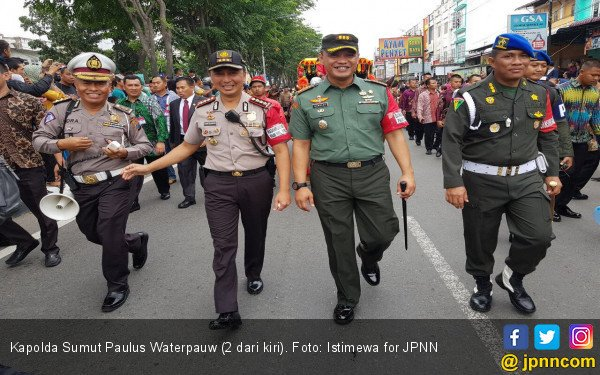 Kapolda Sumut Pastikan Situasi Jelang Pencoblosan Terkendali - JPNN.com