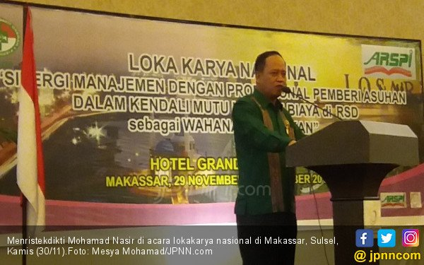 Nasir Dorong RSPTN jadi Andalan Inovasi Bidang Kesehatan - JPNN.COM