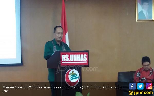 Menteri Nasir: Status Kelembagaan RSP Jadi di Bawah Rektor - JPNN.COM