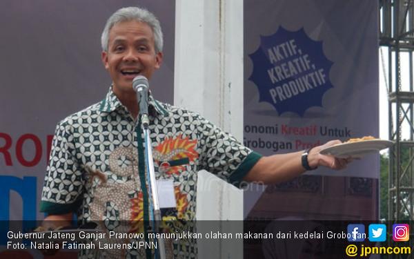 Ganjar Pranowo: Asli Uenaaak Tenan - JPNN.com