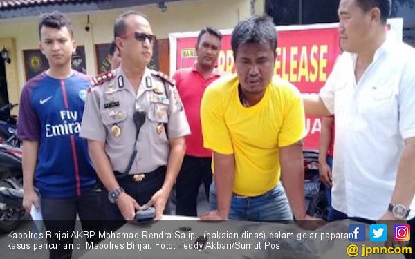 Pencuri Mobil Ini Ditembak Lantaran Nekat Coba Tabrak Polisi - JPNN.COM