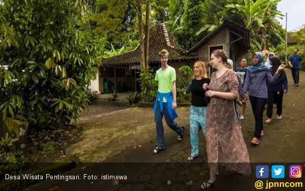 Long Weekend, Desa Wisata Pentingsari Kebanjiran Tamu - JPNN.com