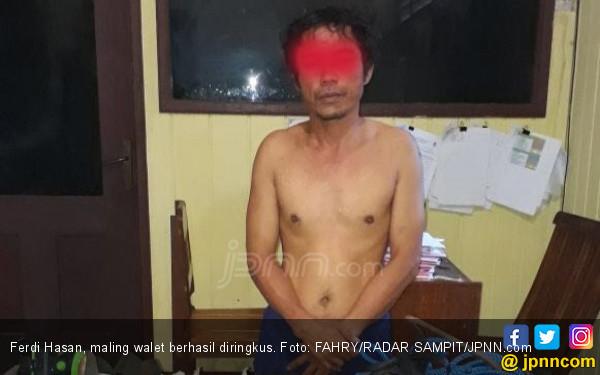 Ferdi Hasan Bisa Masuk tak Bisa Keluar - JPNN.COM