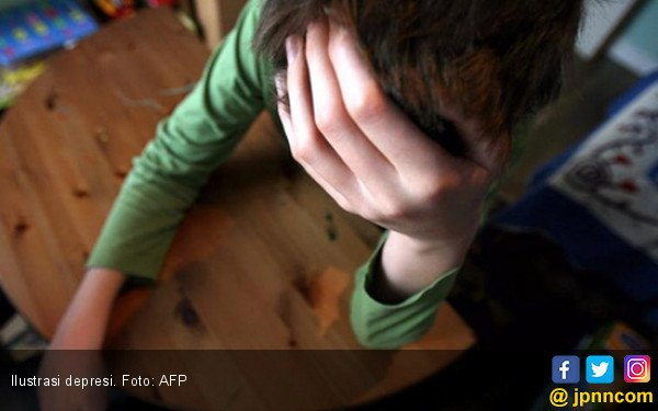 Mengucap Kata-kata Ini Pertanda Orang Depresi - JPNN.com