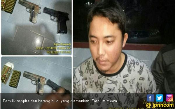 Pemilik Senpira Ditangkap di Mura, Kapolres: Saya Kaget - JPNN.com