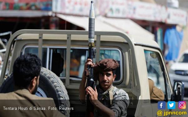 Mengejutkan, Pemberontak Houti Ajak AS dan Saudi Berdamai - JPNN.COM