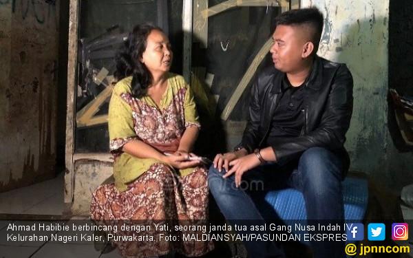 Putra Dedi Mulyadi Bermalam Minggu di Rumah Janda - JPNN.COM