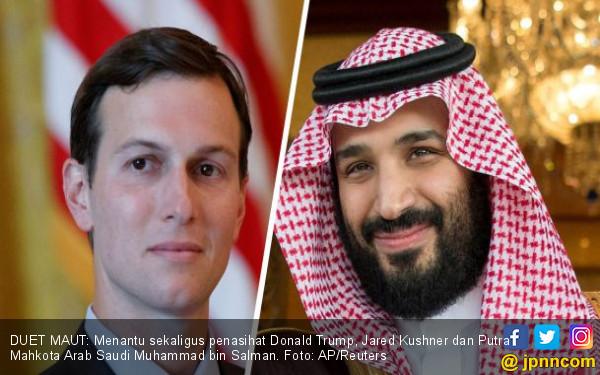 Ada Arab Saudi di Belakang Rencana Trump Soal Yerusalem - JPNN.COM