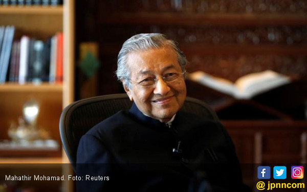 Mahathir Mohamad Kembali Jadi Kandidat Perdana Menteri - JPNN.COM
