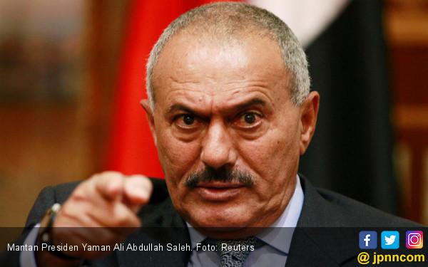 Putra Mantan Presiden Yaman Bersumpah Bakal Balas Dendam - JPNN.COM