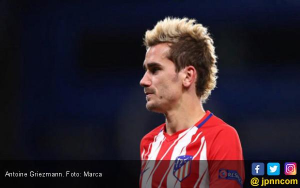 Pertama Sejak 2011, Atletico Madrid Gagal ke 16 Besar - JPNN.COM