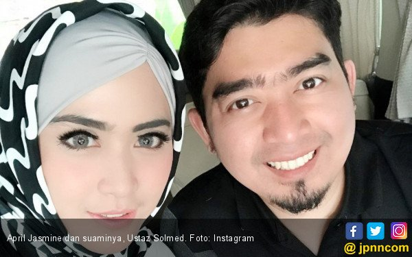 Reaksi Ustaz Solmed Setelah Diizinkan Berpoligami - JPNN.com
