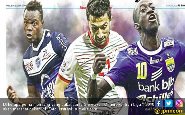 Pemain Bintang Sriwijaya FC akan Merapat Pekan Ini - JPNN.COM