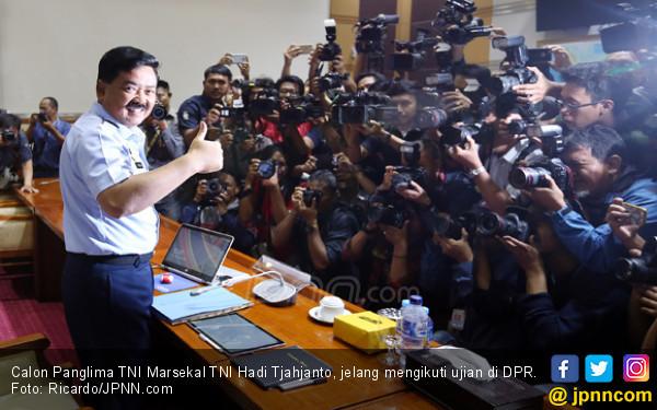Gerindra Curiga Hadi jadi Alat Jokowi Menumpas Gatot