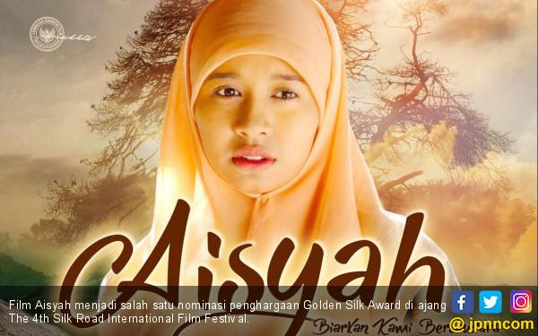 Film Aisyah Masuk Nominasi Golden Silk di Tiongkok - JPNN.COM