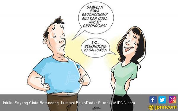 Istriku Sayang Cinta Berondong - JPNN.COM