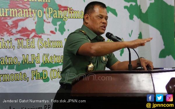Gatot Nurmantyo Memimpin TNI dengan Baik - JPNN.COM