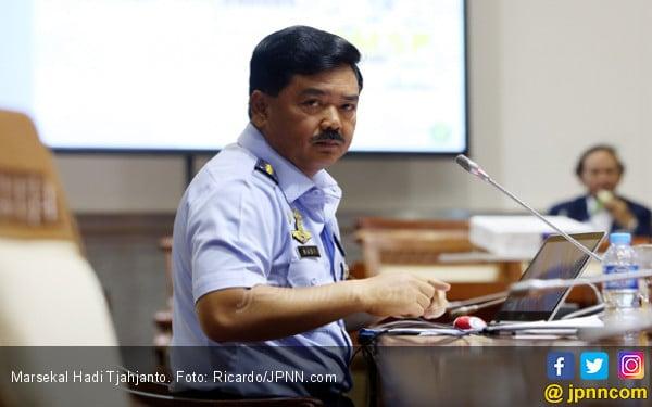 Pak Jokowi, Kapan Melantik Marsekal Hadi? - JPNN.COM
