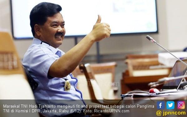 Marsekal Hadi: Perasaan Saya Sudah Plong - JPNN.COM