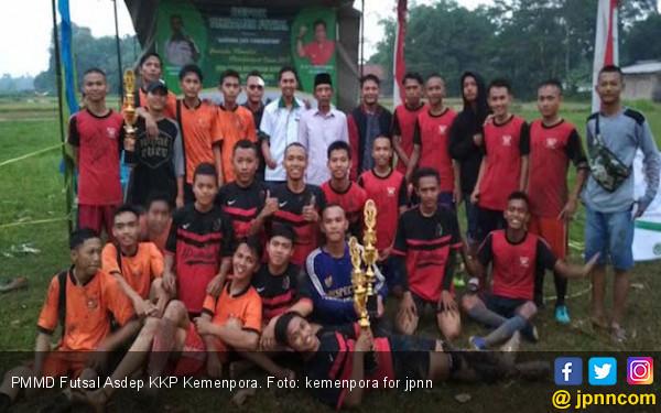 PMMD di Cirebon Mampu Majukan Pemuda Desa Lewat Olahraga - JPNN.COM