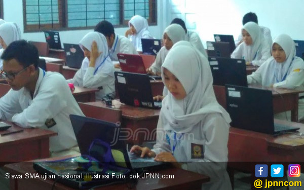 Rencana Soal Esai di UN 2018 Ditolak Pelajar - JPNN.COM