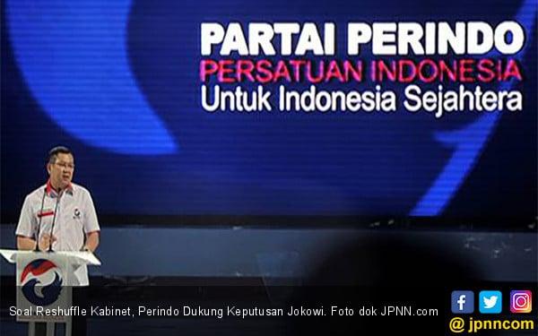 Dana Kampanye Terbanyak, Perindo Pede 3 Besar Pemilu 2019 - JPNN.COM