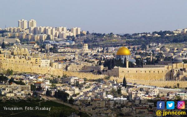 Yerusalem Ibu Kota Israel, Umat Kristen Pun Tak Rela - JPNN.COM