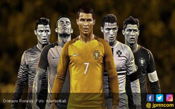 Nike dan Marca Yakin Cristiano Ronaldo Raih Ballon d'Or 2017 - JPNN.COM