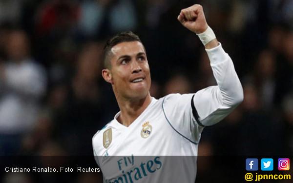 Baru Cristiano Ronaldo yang Bisa Melakukan Ini - JPNN.COM