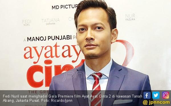Fedi Nuril Dipaksa Menangis di Film Ayat Ayat Cinta 2 - JPNN.COM