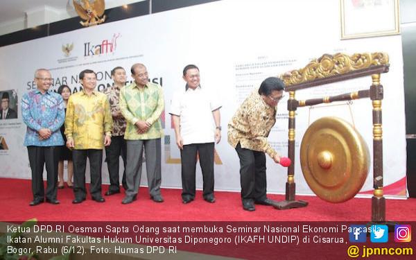 OSO Ajak Dukung Penuh Penegakan Hukum di Indonesia - JPNN.COM