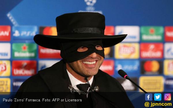 Ternyata, Zorro Ada di Balik Kekalahan Manchester City - JPNN.COM