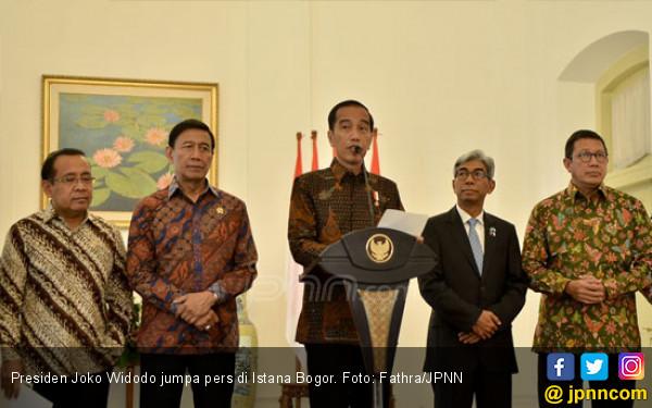 Jokowi Kecam Pernyataan Trump Soal Yerusalem - JPNN.COM