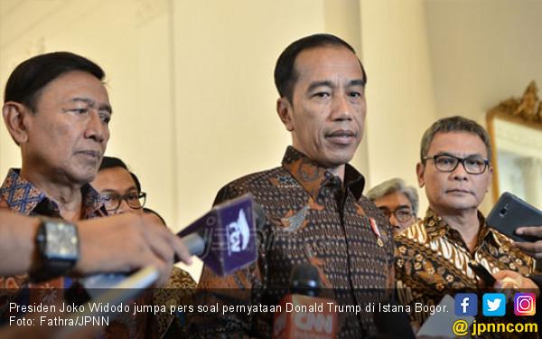 Serius! Jokowi Panggil Dubes AS terkait Yerusalem - JPNN.COM